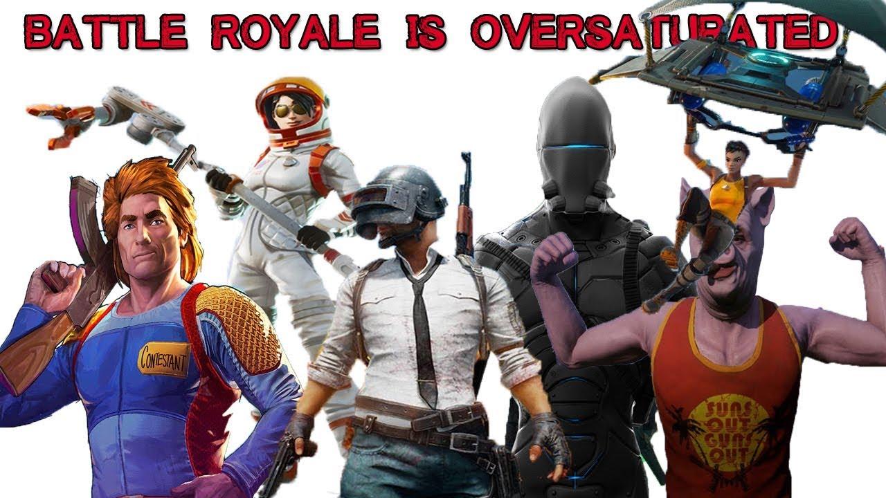 Pubg Vs Fortnite Vs H1z1 Which Battle Royale Is Right: BATTLE ROYALE MUST BE STOPPED! Fortnite, PUBG, H1Z1