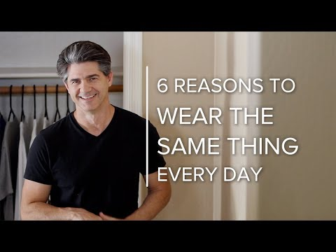 6 Reasons I Wear The Same Thing Every Day