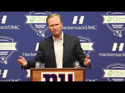 Giants owner John Mara said he was ready to fire everyone after loss in Jacksonville