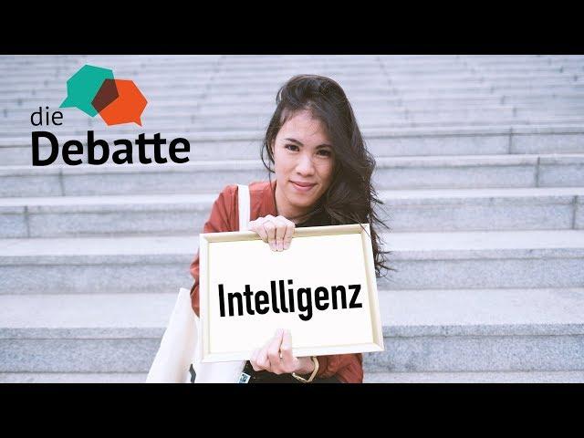 Woran erkenne ich einen intelligenten Menschen?