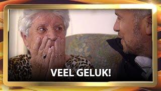 90-jarige vrouw wint tonnen in Miljoenenjacht