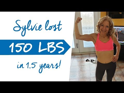 Beachbody Results: Sylvie Lost 150 Pounds (at age 52!)