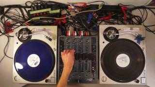 DJing Basics - Lesson 1.1 - Introduction to Turntables and Beatmatching