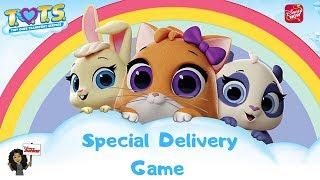 Mehr Babys und Spaß-Funktionen! | T. O. T. S. | Disney Junior | Special Delivery Spiel