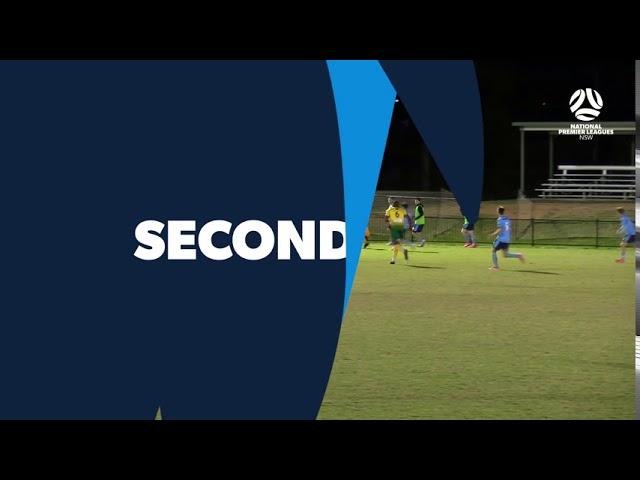 Round 9 - NPL NSW Men's – Mt Druitt Town Rangers v Sydney FC