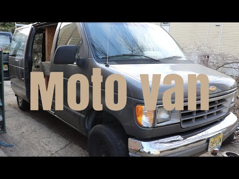 Moto Van Build