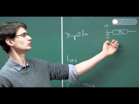 Physique MPSI - PCSI - PTSI - BCPST : Electrocinétique. ARQS, RL, RLC