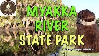 rving myakka river state park florida