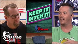 Keep It or Ditch It? – NBA bubble edition | Hoop Streams