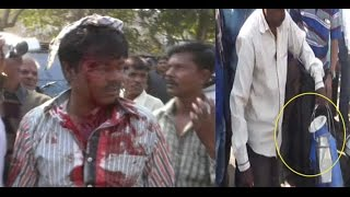 Baroda: loser candidate attack on winning candidate