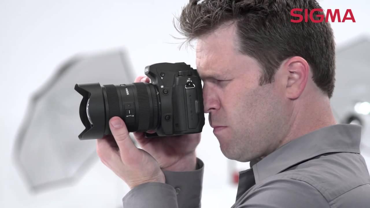 The Sigma 12 24mm F4 5 5 6 Dg Hsm Ii Youtube
