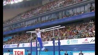 Українець Олег Верняєв переміг на Чемпіонаті світу зі спортивної гімнастики