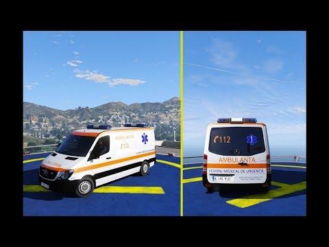 GTA Real Life LinkMania Role Play  V2 reparam ambulanta