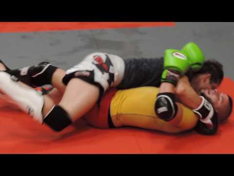 pro MMA sparring Syndicate MMA gym Las Vegas Nevada