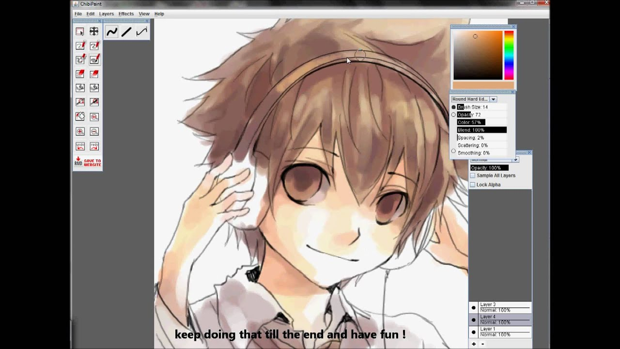 rmd tutorial anime manga drawing coloring tutorial khr