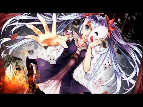 [HD] [LYRICS] Nightcore - Creepy girl