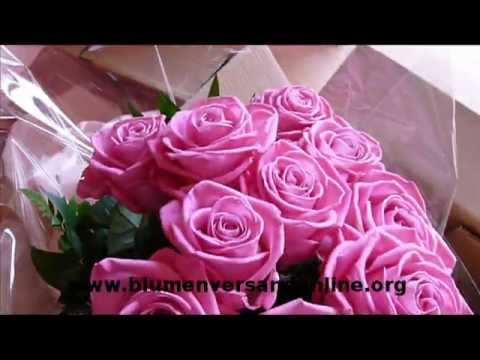 blumenversand online floraprima blumen online bestellen youtube. Black Bedroom Furniture Sets. Home Design Ideas