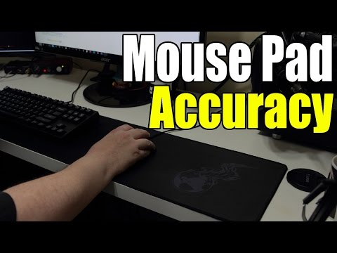 Let's Talk About Mousepad Accuracy