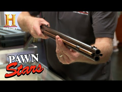 Pawn Stars: Target Rifle J.H. Rector | History