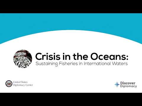 Oceans & Fisheries Diplomatic Simulation: Seeking Solutions for Sustainable Fishing Practices