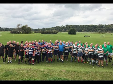 Community: Ever wondered what it's like to play Walking Rugby?