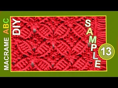 macrame bag instructions video