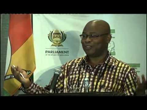 Prof. Adebayo Olukoshi: Migration and Development - SADC PF Round Table, 6 July 2015