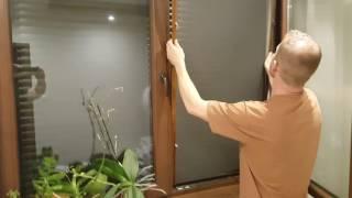Pomiar i montaż Moskitiery na okno w ramce firmy Okno-Blind