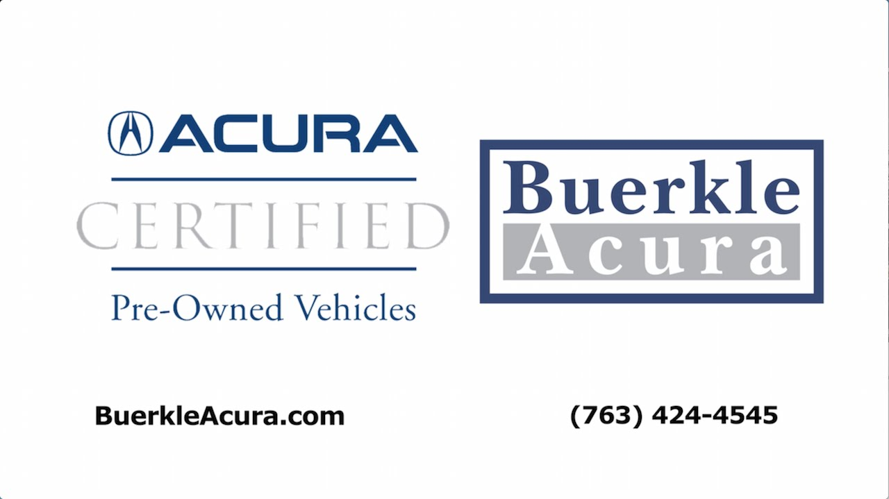 Certified Acura Process Buerkle Acura Brooklyn Park - Acura dealers minneapolis
