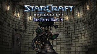 스타크래프트: 리마스터 외전 미션 레저렉션 IV/부활 …