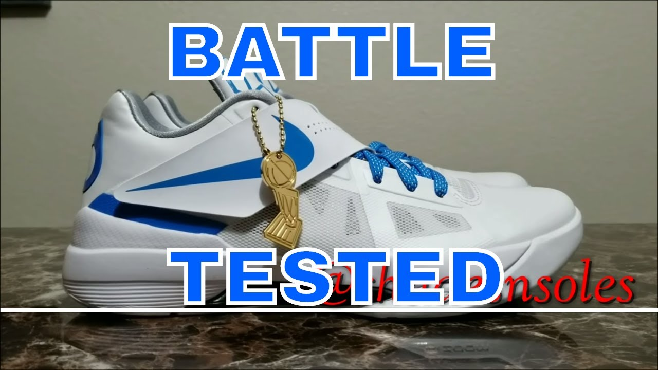 KD 4 - Battle Tested / Champions Think