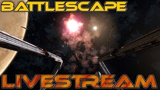 Casual Space Combat (Come join the Armada!) - Infinity Battlescape Livestream