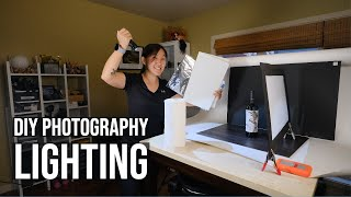 How to Make Pro Photography Lights at Home - DIY Tutorial