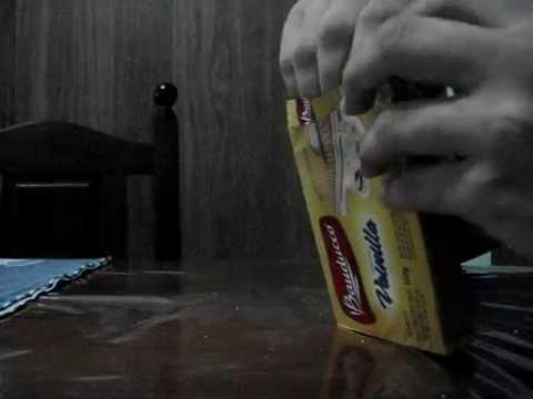 c mo cerrar un paquete de galletitas sin ning n accesorio youtube. Black Bedroom Furniture Sets. Home Design Ideas