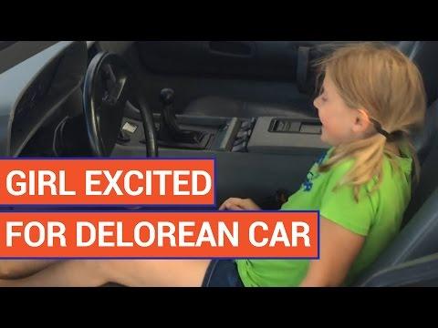 Amazing DeLorean Car Surprise Video 2016 | Daily Heart Beat