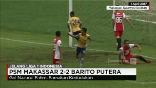 Download Video PSM Makassar 2-2 Barito Putera MP3 3GP MP4