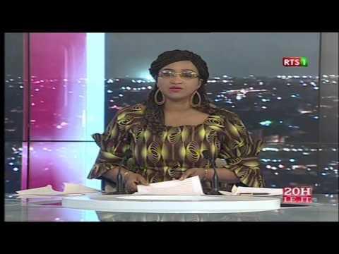 Journal Télévisé 20H de la RTS1 du vendredi 15 avril 2016
