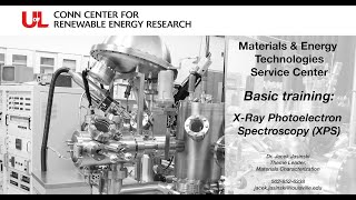 MET Basic Training: X-ray Photoelectron Spectrometer (XPS)