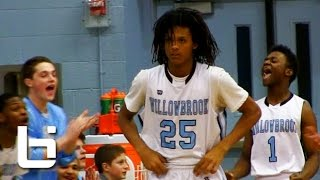 alonzo verge jr official ballislife mixtape sick guard makes it look easy