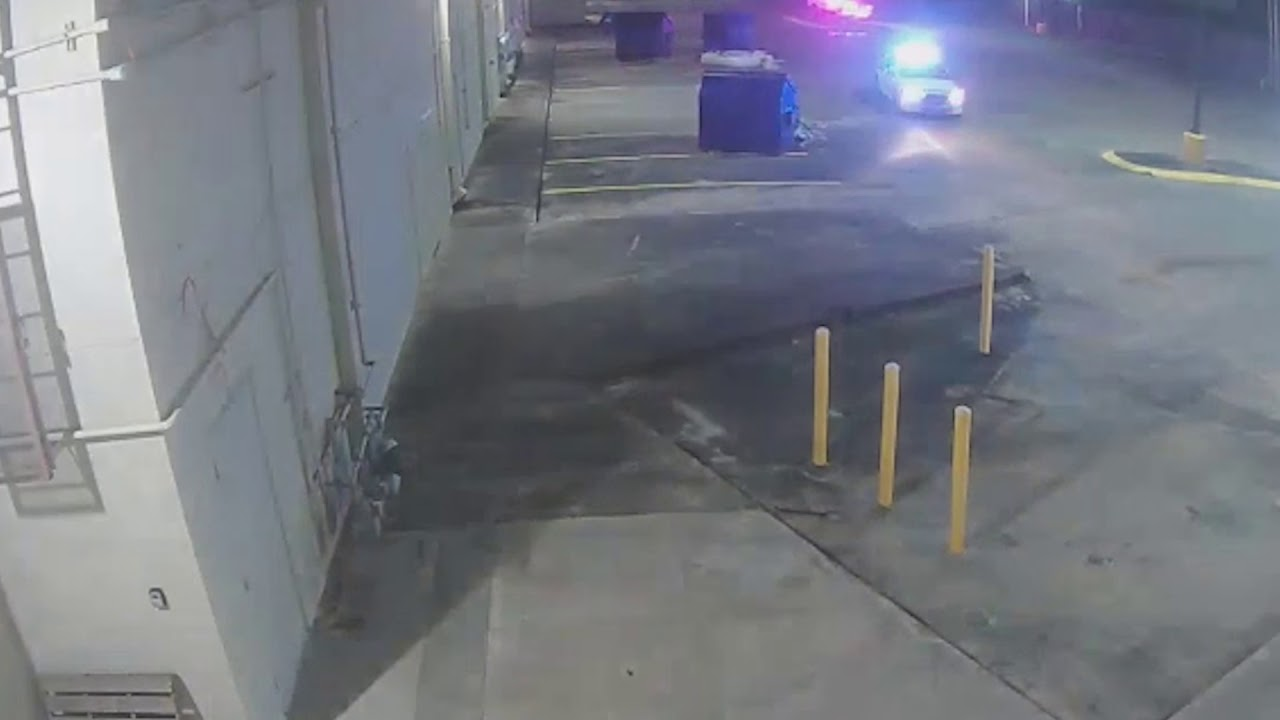 Trespassers Arrested at Harris County Shopping Center