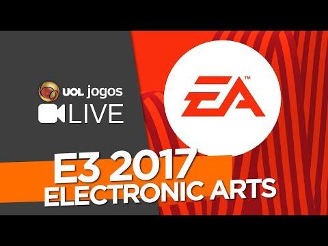 E3 2017: veja a conferência da Electronic Arts ao vivo e em português!
