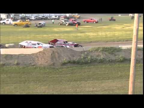 Dan Wheeler BMOD KRA Speedway, Willmar, MN 07/09/15