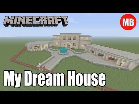 Download Youtube: Minecraft Amazing Mansion | My Dream House