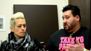Interview with Meegs from Coal Chamber 3/27/15