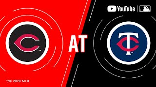 Reds at Twins | MLB Game of the Week Live on YouTube