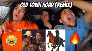 Baixar Lil Nas X - Old Town Road (feat. Billy Ray Cyrus) [Remix] REACTION REVIEW