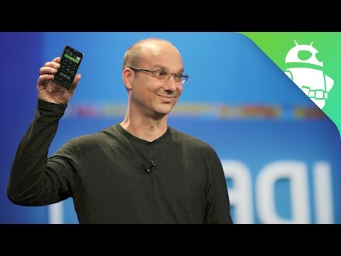 """Andy Rubin's """"Essential"""" Smartphone Specs Might Have Leaked"""