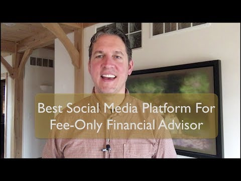 4 Ways To Master Social Media For Fee-Only Financial Advisor