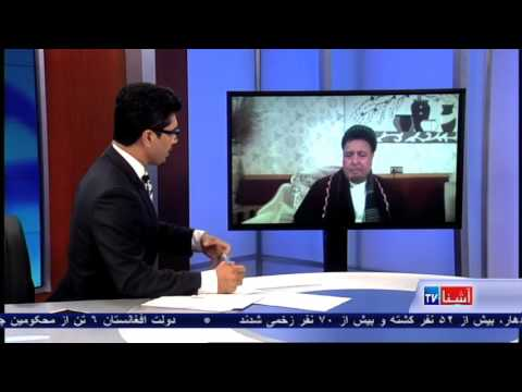 Deputy CEO Mohqiq discuss new power line from Turkmenistan - VOA Ashna