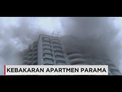 Live Report: Kebakaran Apartemen Parama, Cilandak thumbnail